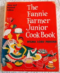 image of THE FANNIE FARMER JUNIOR COOK BOOK