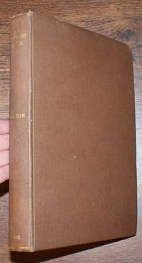 The Antiquaries Journal, Being the Journal of The Society of Antiquaries of London, Volume XXVII, 1947, Numbers 1, 2, 3 and 4. January, April, July and October 1947