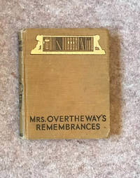 Mrs Overtheway's Remembrances by Ewing, Juliana Horatia