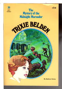 image of TRIXIE BELDEN: THE MYSTERY OF THE MIDNIGHT MARAUDER,  #30.