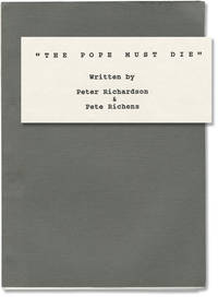 image of The Pope Must Diet [The Pope Must Die] (Original screenplay for the 1991 film)
