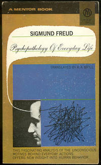 PSYCHOPATHOLOGY OF EVERYDAY LIFE, Freud, Sigmund