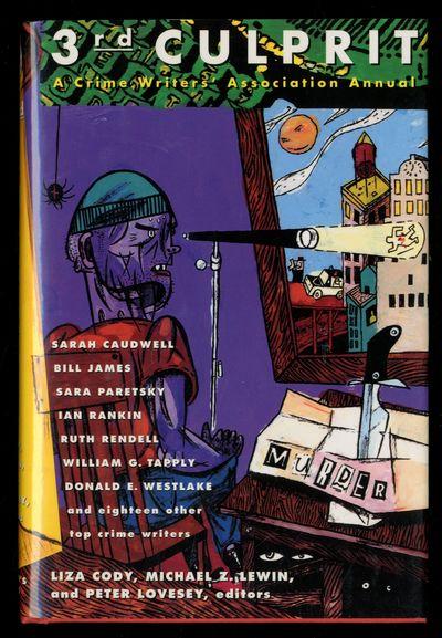 New York: St. Martin's Press, 1995. Hardcover. Fine/Fine. First edition. Fine in a fine dustwrapper....