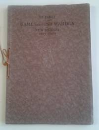 image of Report of the Game and Fish Warden of New Mexico 1915 - 1916