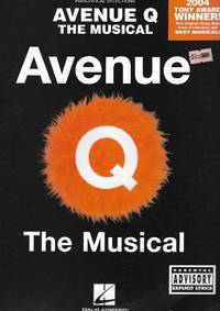 image of Avenue Q: The Musical. Piano Vocal Selections