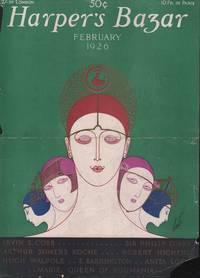 image of Harper's Bazar (Harper's Bazaar) - February, 1926 - Cover Only