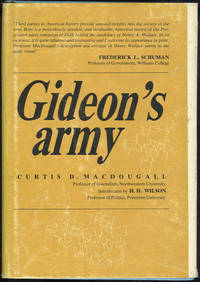 GIDEON'S ARMY Vol. I: the Components of the Decision