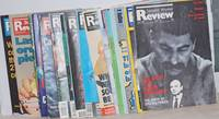 image of Socialist Review [24 issues of the magazine, Britain]