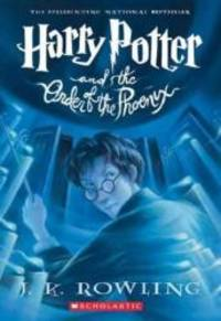 image of Harry Potter And The Order Of The Phoenix (Turtleback School & Library Binding Edition)