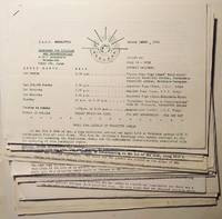 image of Institute for Religion and Parapsychology Newsletters (18 newsletters 1976 - 1982 + additional material)