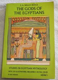 image of The Gods of the Egyptians, Volume 1 Only