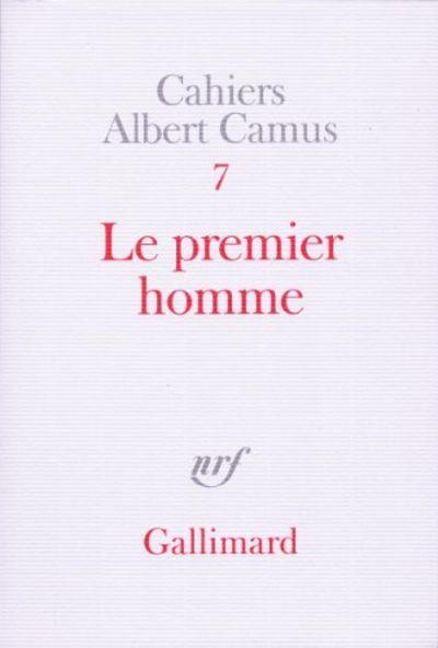 c9d782243ef 9782070738274 - Premier Homme by Albert Camus