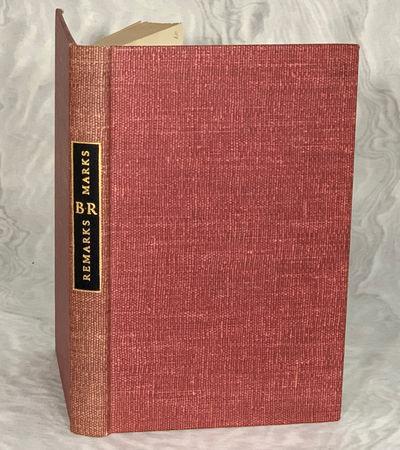 New York, NY: The Typophiles, 1946. Hardcover. Very Good. Series: Typophile Chapbook, No. XV. LIMITE...