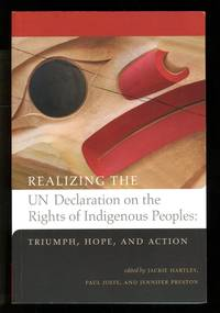 image of Realizing the UN Declaration on the Rights of Indigenous Peoples: Triumph, Hope, and Action