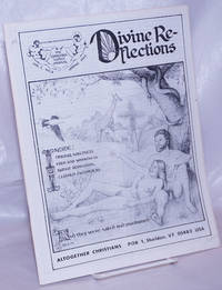 image of Divine Reflections: the Christian Nudist Journal; vol. 1, #3, Spring 1984