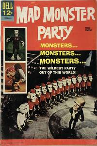 Mad Monster Party? No.12-460-801