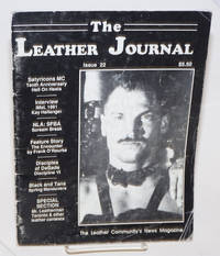 image of The Leather Journal: America's leather community news magazine issue #22 June 1991