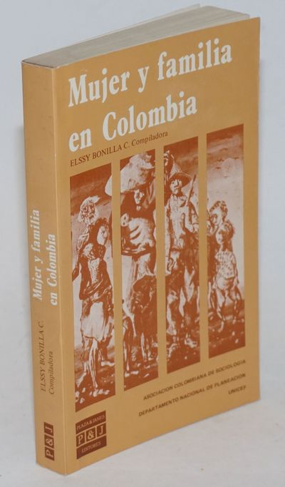 Bogota: Plaza & Janes Editores, 1985. Paperback. 310p., wraps, tables, 4.5 x 7.5 inches, very good c...