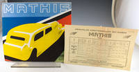 Advertising Poster for Mathis Cars