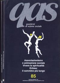 QAS Quaderni di azione sociale Anno 1992 n. 85 - 86
