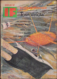 If: Worlds of Science Fiction, December 1967 (Volume 17, Number 12, Issue 121)