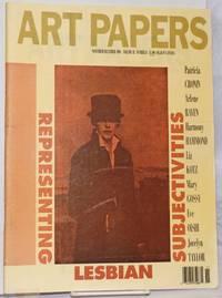 image of Art Papers: vol. 18, #6, November/December 1994: Representing Lesbian Subjectivities