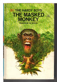 THE MASKED MONKEY. The Hardy Boys Series 51.