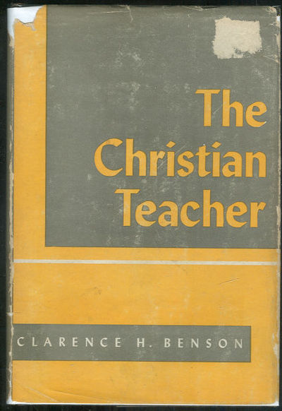 CHRISTIAN TEACHER, Benson, Clarence