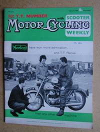 image of Motor Cycling with Scooter Weekly. June 4, 1959.