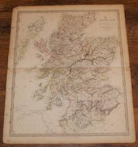 "Map of Scotland - disbound sheet from 1857 ""University Atlas"