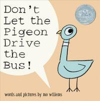 collectible copy of Don't Let the Pigeon Drive the Bus!