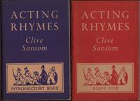 image of ACTING RHYMES: Introductory Book and Book One.