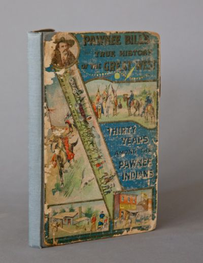 Pawnee Bill's Historic Wild West Company, 1902. Good. First Edition 9 x 5 7/8 inches, 108 pages, dec...