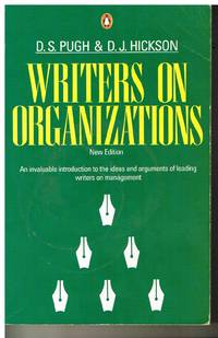 Writers On Organizations 4th Edition (Penguin business)