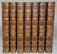 The Works of Moliere, French and English.  In Ten Volumes.  (7 of 10 volumes)