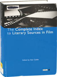 image of The Complete Index to Literary Sources in Film (First Edition)