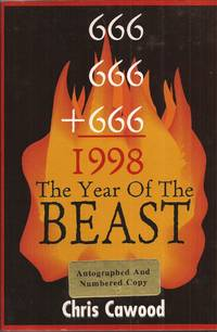 1998 The Year of the Beast (signed)