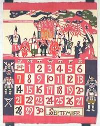 Japanese Calendar for 1969
