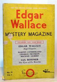 Edgar Wallace Mystery Magazine Vol 3. No. 18 January 1966