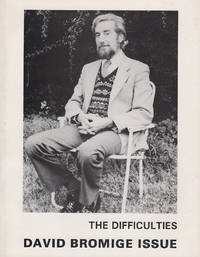 The Difficulties, Volume 3, Number 1 (David Bromige Issue, 1987)