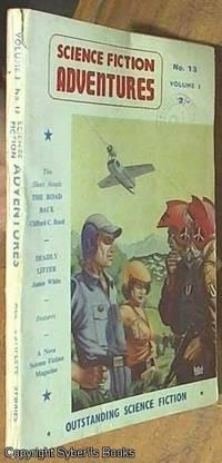 Science Fiction Adventures; Volume 3, number 13, 1960