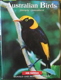 Australian Birds Simply Classified