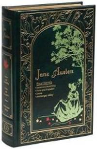 image of Jane Austen: Four Novels