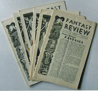 Fantasy Review (Six Early Issues)