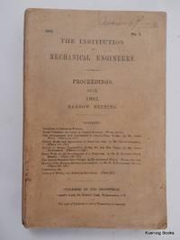 The Institution of Mechanical Engineers.  Proceedings.  July 1901.  Barrow Meeting