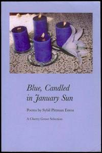 image of Blue, Candled in January Sun