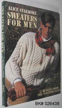 image of Sweaters for Men: 22 Designs from the Scottish Isles