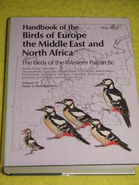 Handbook of the Birds of Europe the Middle East and North Africa, The Birds of the Western...