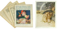 St. Nicholas Magazine: An Illustrated Magazine for Young Folks, Four Issues.
