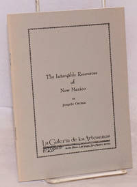 The Intangible Resources of New Mexico